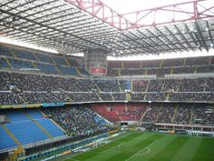 Travel with Me: Giuseppe Meazza Stadium-Milan | Glorious Sanctuary...