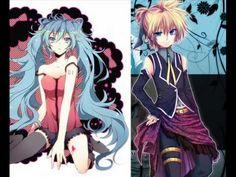 Romeo and Cinderella - Kagamine Len x Hatsune Miku