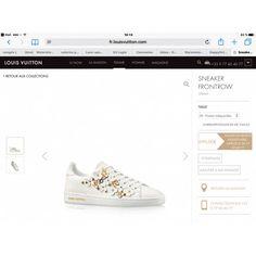Les collections de Louis Vuitton : Sneaker Frontrow