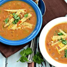 ... and Chilis on Pinterest | Soups, Italian sausage soup and Potato soup