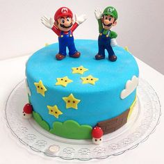 "Bolo Super Mario <span class=""emoji emoji1f3ae""></span><span…"