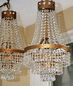 tent and waterfall chandelier - Google Search