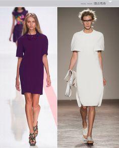 46317b4aab1d Новый 2015 платье шерсть красно двустороннее с коротким рукавом женщины  красивые платья элегантные дамы сплошной цвет
