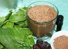 Mint Chocolate Protein Shake