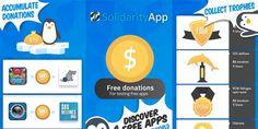 Solidarity App permite ayudar descargando juegos móviles - http://j.mp/2a5GdgE - #Android, #Apps, #Noticias, #SolidarityApp, #Tecnología