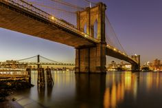 Photograph *Burn*The*Night*Away* by Anthony Fields on What You See, Embedded Image Permalink, Brooklyn Bridge, Pathways, All Over The World, Travel Pictures, Black Backgrounds, Fields, Burns