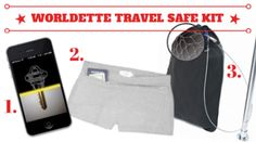 Travel Safety (Stop Hiding That In Your Bra!) #travel #safety #womenstravel #traveltips