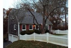 Cape style house pictures retro rural cape cod home as for Cape cod waterfront homes for sale
