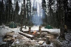 Snow camping is enjoyable with the right gear and cold weather essentials. Whether you are snowshoeing into the backcountry or car camping in cold weather, a few essential tips and the right equipment will make winter camping enjoyable. This is your guide to winter camping.