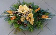 """Képtalálat a következőre: """"dušičková vazba"""" Diy And Crafts, Floral Wreath, Wreaths, Plants, Decor, Xmas, Floral Crown, Decoration, Door Wreaths"""