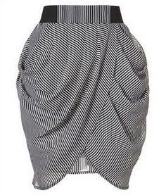 DIY Tulip skirt (video) | could make maxi length?