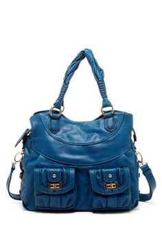 Waaaaaaant!!!! Carrie Satchel Bag on HauteLook