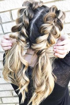 Fresh Ways to Amp Up Your Ponytail Braid ★ See more: http://lovehairstyles.com/ponytail-braid-fresh-ways/