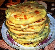 Самые вкусные рецепты: Балкарские хычины с сыром и картофелем
