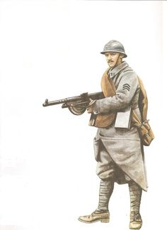 French soldier WW1, pin by Paolo Marzioli