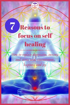 Want to know how to heal yourself with 5 minutes a day and replace feelings of depression, anxiety and stress with contentment, happiness and joy? Reiki Courses, Finding Inner Peace, Physical Pain, Spiritual Development, Chakra Balancing, Destress, Contentment, Self Healing, To Focus