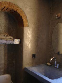salle de bains taddelackt Lumio (haute corse)