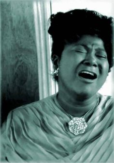 Mahalia Jackson born in New Orleans, La