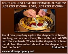 Bible Hucksters / Prosperity Gospel / Abundant Life Graphic 05 - http://www.endtimeprophecy.net/Blog/2014/10/21/bible-hucksters-prosperity-gospel-abundant-life-graphic-05/