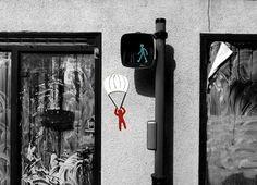 The street art of Oakoak | Art & Design | Lifelounge