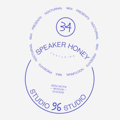 Studio 96 / Show Covers & Art Direction on Behance Logo Branding, Branding Design, Layout Design, Web Design, Design System, Grafik Design, Logo Design Inspiration, Visual Identity, Typography Design