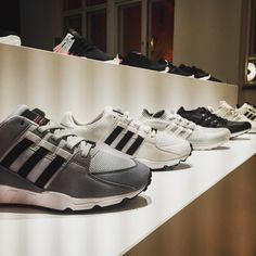 What a great view - 2017 is going to be amazing for adidas EQT! #adidas #equipment #eqt #adidasoriginals #sneakersmag #kicks #berlin #