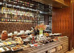 haute+cuisine+buffet+food+presentation | Siam Kempinski Frühstücksbuffet