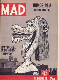 Mad 11 (Basil Wolverton)