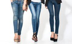 Welche #Jeans für welche #Figur ?