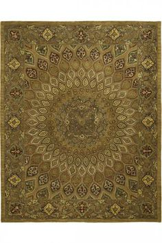 Lyre Area Rug from Home  Decorators