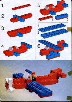City - Basic Building Set, 5+ [Lego 566]