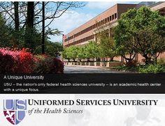 Uniformed Services University Ranks Among Top Medical Schools