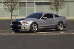 OG | 2009 Ford Mustang GT500 Mk5 | Full-size clay model