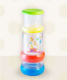 Bouche Baby - TAKE N' SHAKE - Feeding Bottle with Integrated Formula Compartment