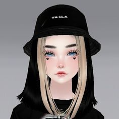 Virtual Lover, Virtual Girl, Cartoon Girl Images, Girl Cartoon, Cute Anime Profile Pictures, Cute Pictures, Aesthetic Grunge, Aesthetic Anime, Anime Monochrome
