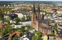 De visita por Uppsala