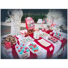 βάπτιση με θέμα luna park...  Candy bar...Στολισμός βάπτισης...Μπομπονιέρες μαγνητάκι με θέμα λουνα παρκ...orthodox baptism.... christening... Decoration...Πακέτο βάπτισης... λαμπάδα βάφτισης...Μαρτυρικά...Candy bar... Candy Bars, Gift Wrapping, Gifts, Ideas, Chocolate Chip Bars, Gift Wrapping Paper, Toffee Bars, Presents, Wrapping Gifts