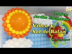 Sol de Balão - Bexiga - Vídeo 3 - Projeto Jardim encantado Tiago Miguel - YouTube