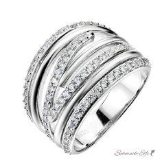 "Silberring ""Mystic Glam"" aus 925 Silber im Etui, 149,99 &eu"