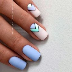 Matte Blue Nail Art Designs For Summer❤ 36 Summer Nail Art Ideas Y. - Fashionable Matte Blue Nail Art Designs For Summer❤ 36 Summer Nail Art Ideas Y.Fashionable Matte Blue Nail Art Designs For Summer❤ 36 Summer Nail Art Ideas Y. Gel Nails, Nail Polish, Nail Nail, Coffin Nails, Top Nail, Stiletto Nails, Drip Nails, Shellac Nail Art, Minx Nails