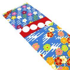 """Tenugui cotton towel, """"miyako dance"""" made in Kyoto, Japan."""