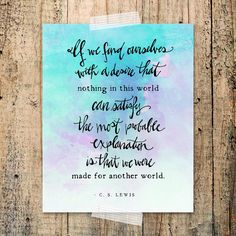 Enjoy this 8x10 print immediately, and download on the paper of your choosing. This includes the high resolution JPEG file of the quote with black text on a watercolor background as seen above. You are free to: Print as many times as you wish Frame Gift Hang Decorate with Set as your