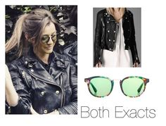 """eleanorj: Brighter days in our @taylormorrisldn shades... #lifethrougthelens"" by thetrendpear-eleanor ❤ liked on Polyvore featuring Calder and Burberry"
