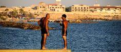 Rantapallon kohdeopas: Pafos