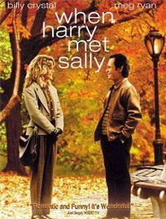 When Harry Met Sally (1989) a film by Rob Reiner + MOVIES + Billy Crystal + Meg Ryan + Carrie Fisher + Bruno Kirby + Steven Ford + cinema + Comedy + Drama + Romance