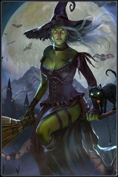 Hallowe'en Song of the Witches