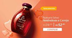 Natura para pessoas que amam se cuidar :  Conheça a nova fragrância de Natura Sève, enrique...