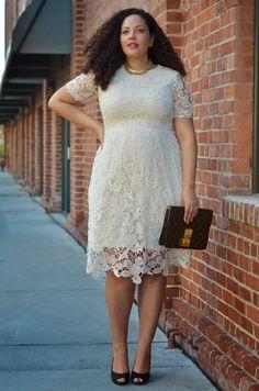 Confira belíssimos modelos de vestidos de renda curtos 2017. Veja dicas, LOOKS, fotos e muitas sugestões de vestidos de renda curtos 2017 para se inspirar!