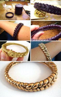 Wax carving: bracelet - scolpire un bracciale nella cera Jewelry Tools, Metal Jewelry, Jewelry Crafts, Handmade Jewelry, Jewelry Design, Jewelry Making, Easy Pumpkin Carving, Carving Pumpkins, Wax Ring