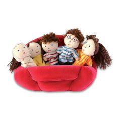 Family Hand Puppet